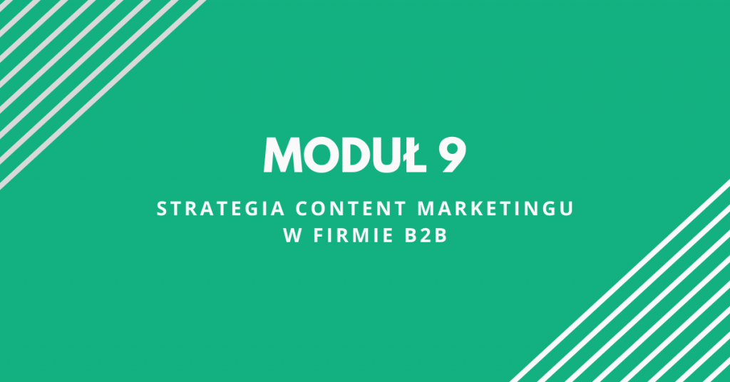 strategia content marketingu w biznesie b2b